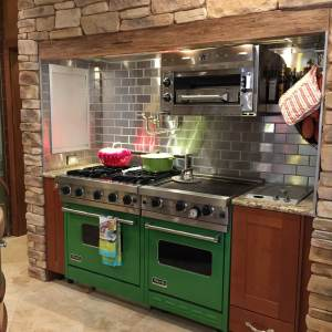 WOW-ify your Residential Installation by using Stainless Steel Tile