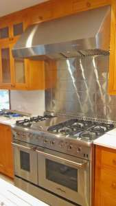 Sweet Home featuring 3D Stainless Steel Tile