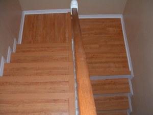 round-stair-case