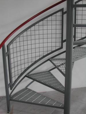 stair-spiral