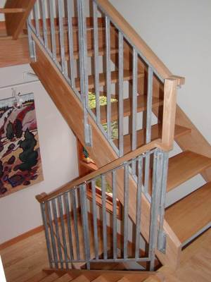 stair-wood