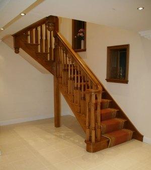 wooden-stair-case