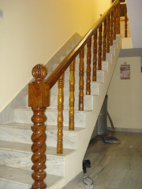 Wooden Handrails For Stairs Interior – Staircase Design | Wood Stair Railings Interior | Cable Stair Railing | Timeless | Before And After | Colonial | 2Nd Floor
