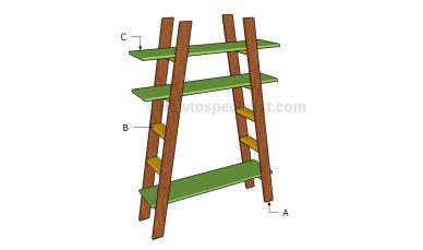 building ladder