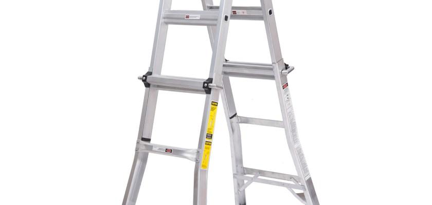folding ladders at walmart