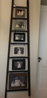 ladders for home decor