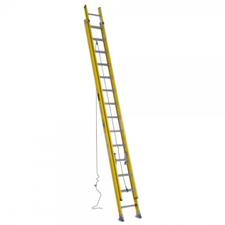 lightweight extension ladder