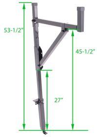 side ladder rack