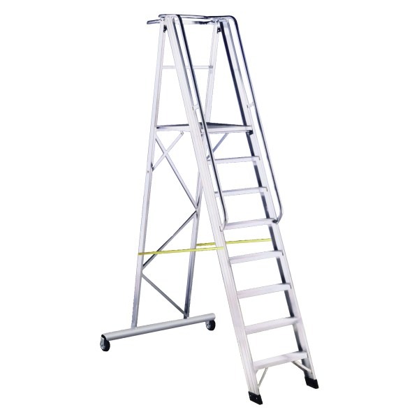 warehouse ladders and stairs
