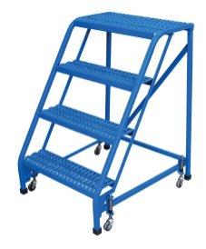 warehouse ladders folding adjustable