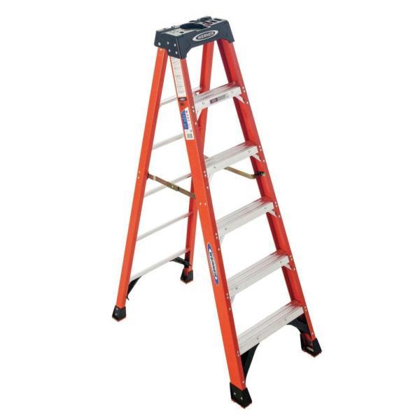 werner step ladder