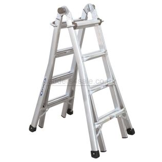 werner telescopic ladders