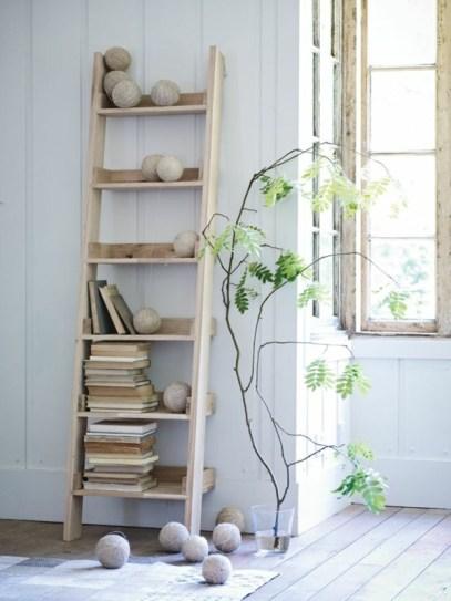 wooden ladder ideas