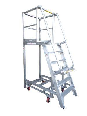 work platform ladder