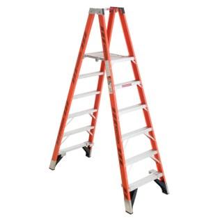 6 foot fiberglass ladder