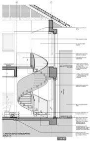 concrete stairs design e for window elevator