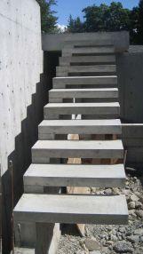 concrete stairs design plan