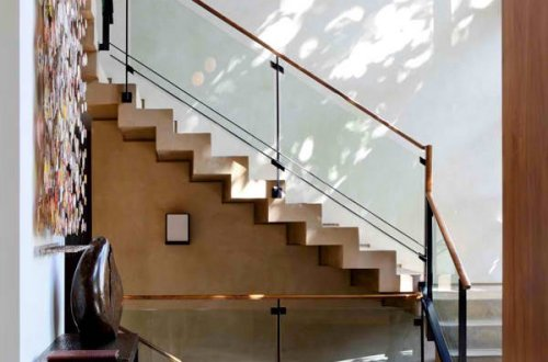 concrete stairs design