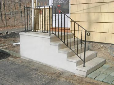 concrete steps photos