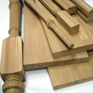 Balusters and steps