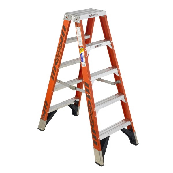 fiberglass ladder lowes