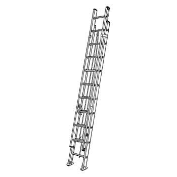 fiberglass ladder repair