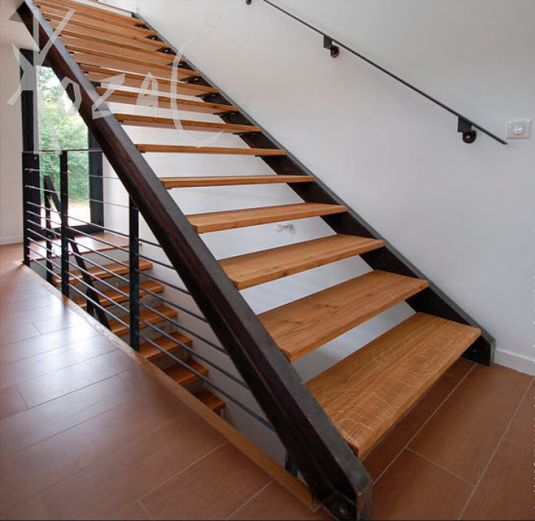 metal stairs design