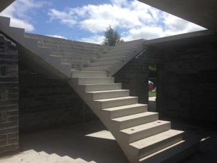 prefabricated steps