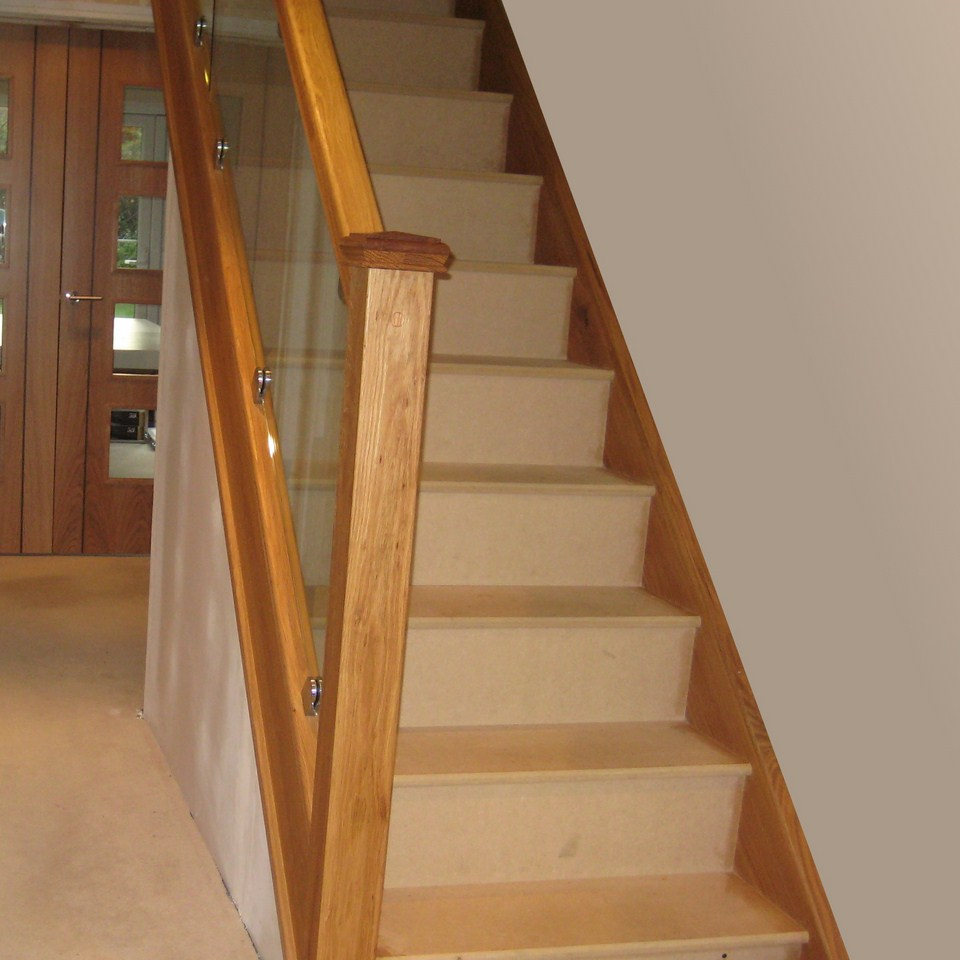 Staircase In A Wooden House Aesthetics And Safety Staircase Design