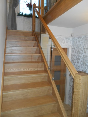 wooden staircases pictures
