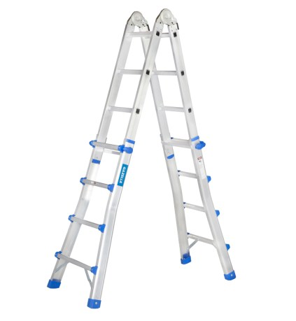 4-section aluminum ladders_2