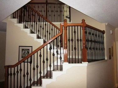 cast iron stairs design