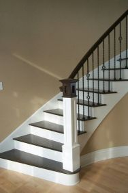 coatings for wooden staircase ideas_5
