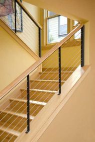 coatings for wooden staircase railing_13
