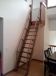 custom loft ladder _4