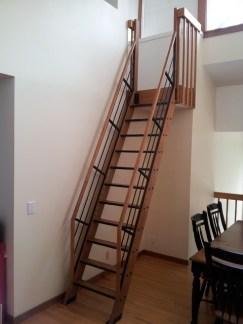 custom loft ladder _4