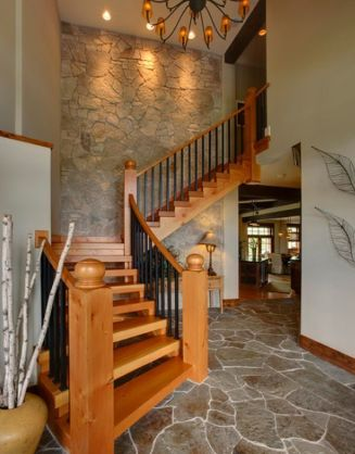 favorite wooden staircase design_14