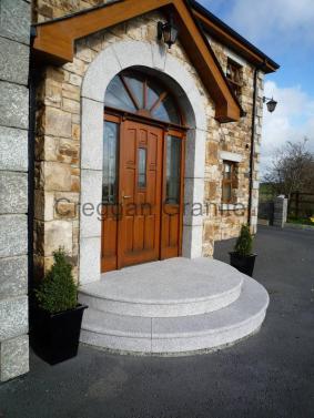 granite steps for front door_11