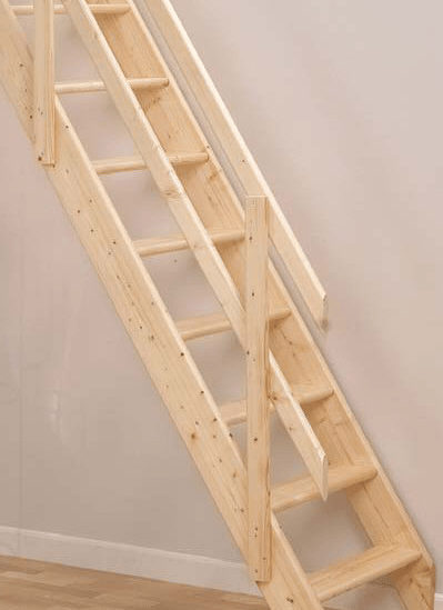 loft ladders with handrail _28