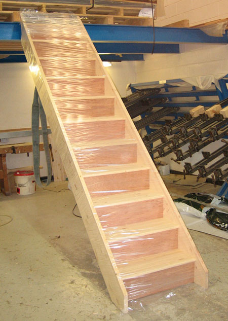 manufacturer of wooden stairs_3