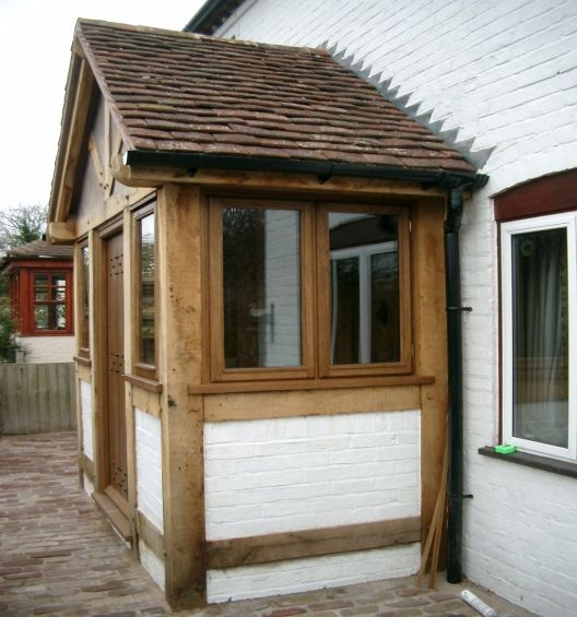 wooden porch ideas uk_18