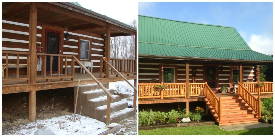 wooden porch ideas_25