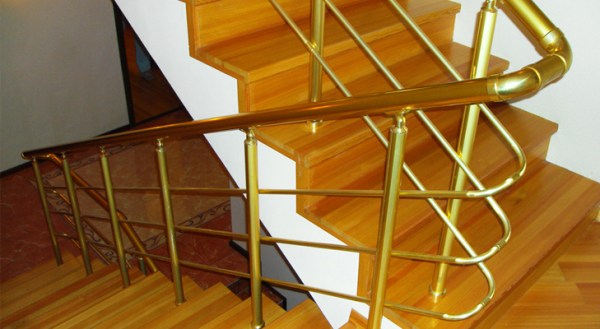 wooden staircase will decorate almost any interior