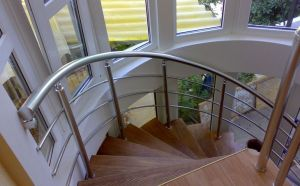 aluminum railings and handrails