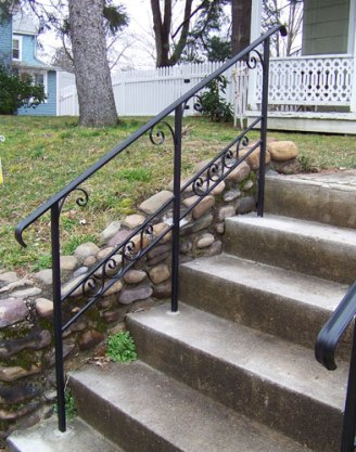 custom iron railings nj_11