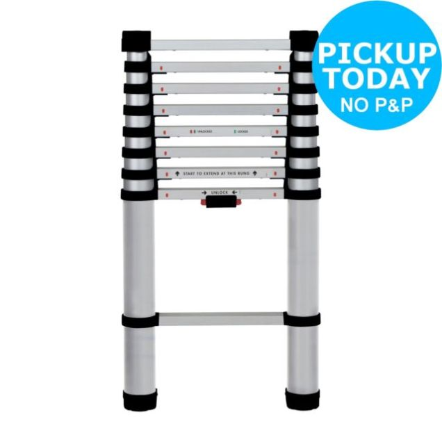telescopic ladder argos_2