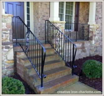 metal handrails for porches_2