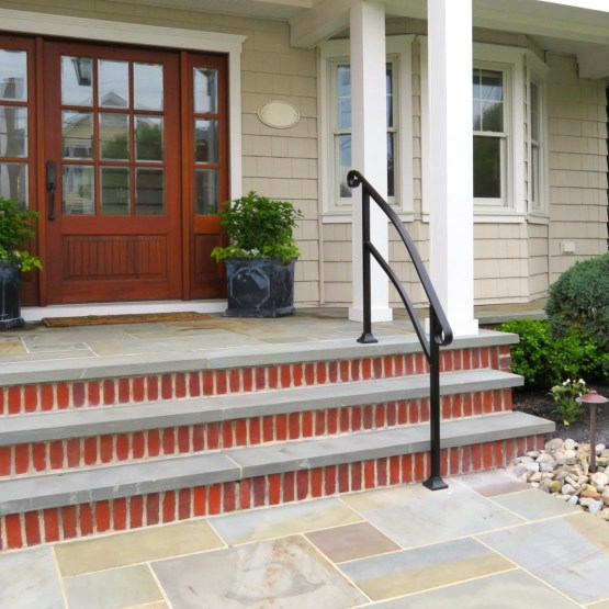 Stair Hand Rails For Porches And Decks throughout sizing 1500 X 1500