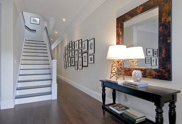 staircase corridor design ideas