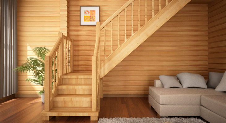 How to build a staircase without outside help